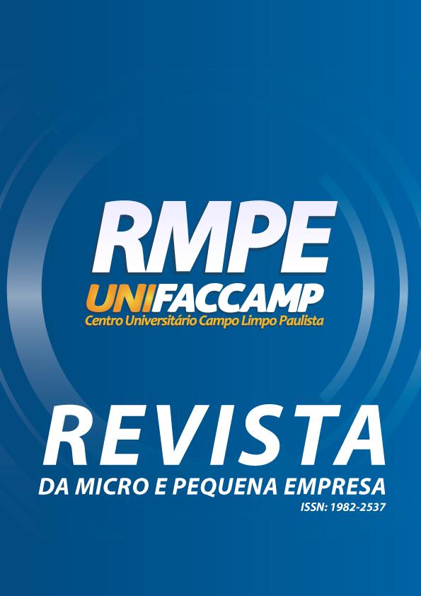 Capa Revista da Micro e Pequena Empresa